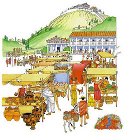 Ancient clipart athenian #4