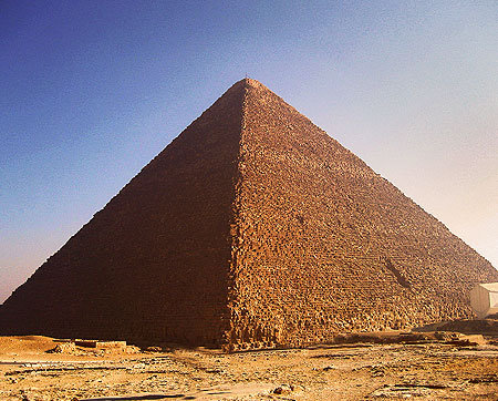 Ancient clipart great pyramid #7
