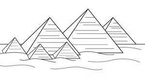 Ancient clipart great pyramid #14