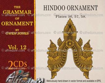 Ancient clipart hindu Borders Hindu Hindu Ornament clip