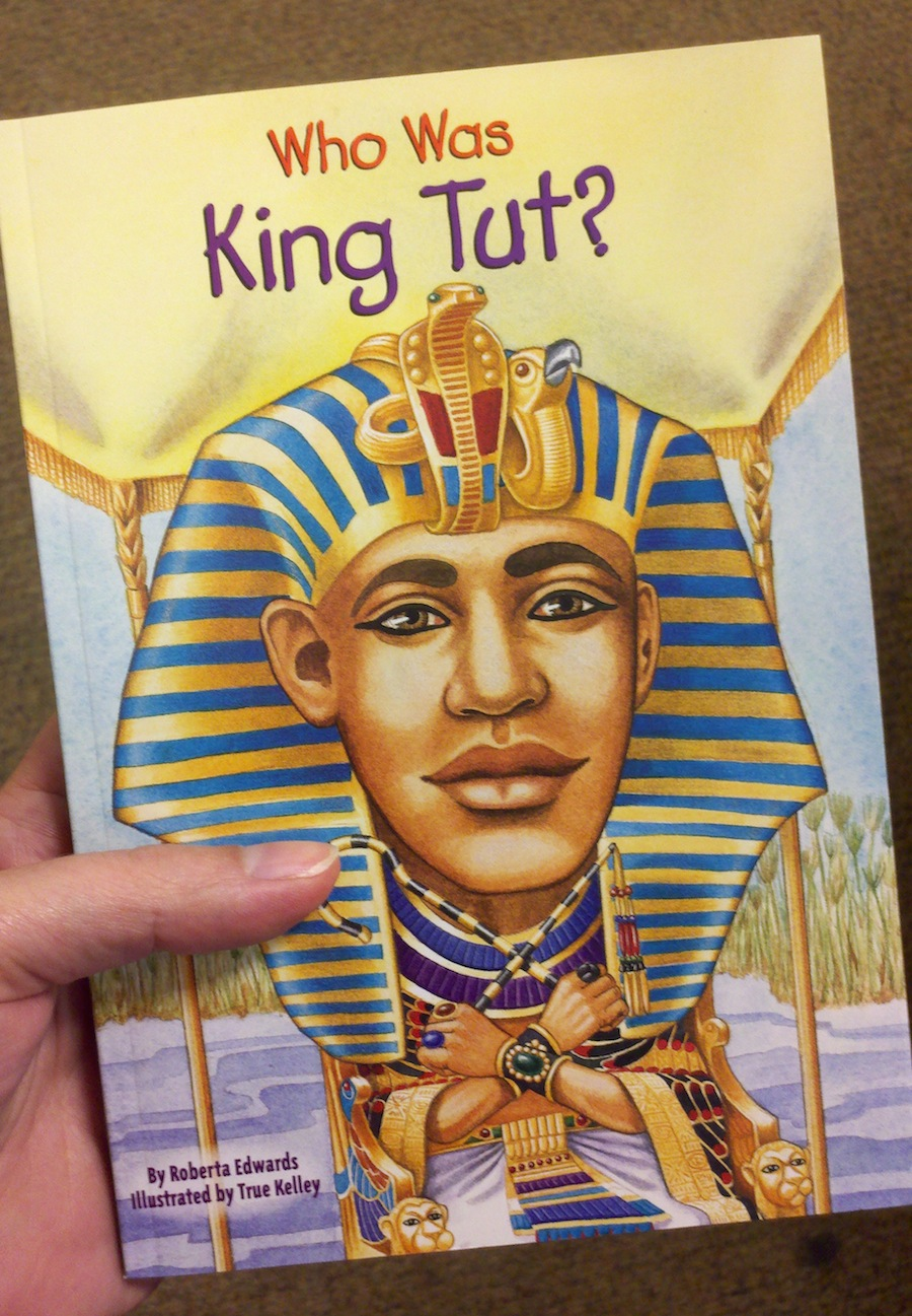 WAS #4: Egyptian Books Fact