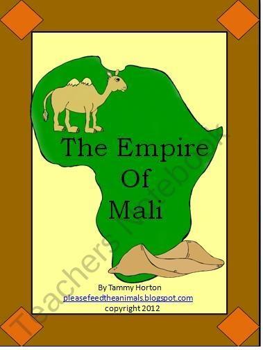 Ancient clipart mali #8
