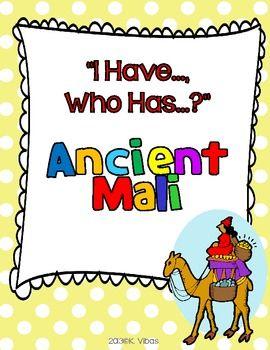 Ancient clipart mali #12