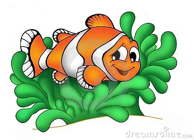 Sea Anemone clipart Photo#2 Sea Anemone Clownfish Clownfish