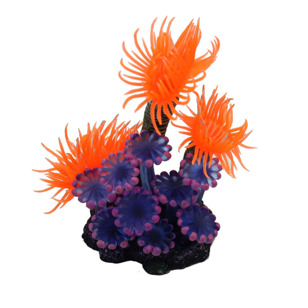 Anemone clipart fish tank plant Decoration Simulation Fish Ornament China