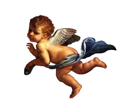 Angel clipart angel flying #6