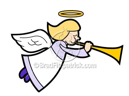 Angel clipart angel flying #11