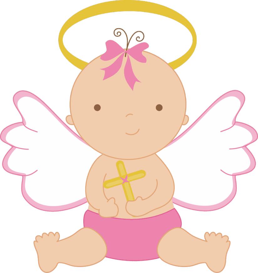 Angel clipart baptism angel #9