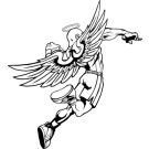 Angel clipart basketball #15