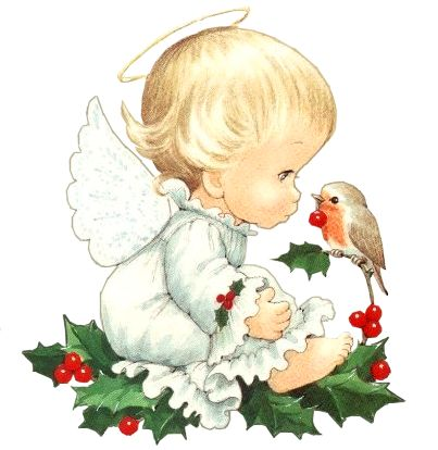 Pinterest Angel Bird Christmas Angel