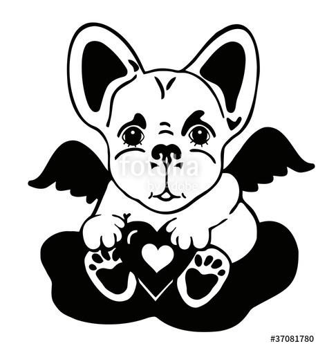 Angel clipart bulldog Bulldog image files on and