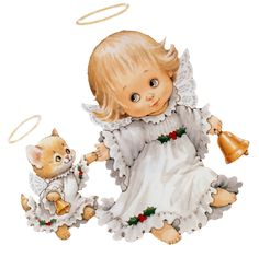 Angel clipart cat Picture… 3D Wilds angel Tubes