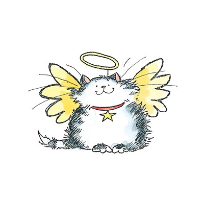Angel clipart cat Angel CAT 80 images on