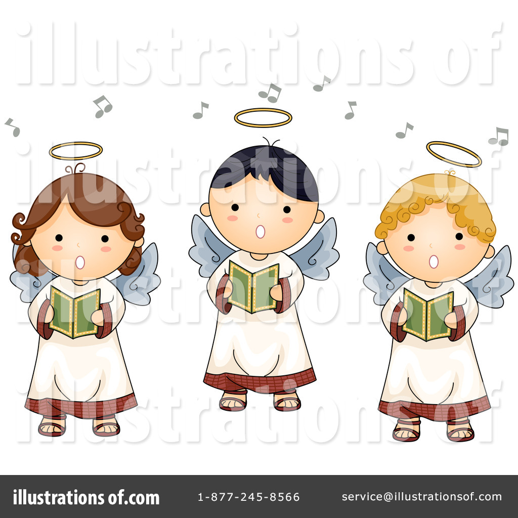 Angel clipart cute #93606 Free Studio Royalty Illustration