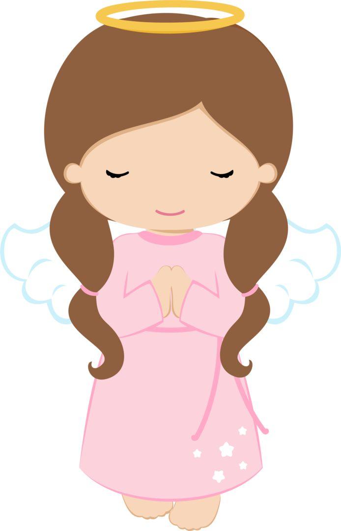 Angel clipart dark hair Images imágenes ANGELS ANGELS las