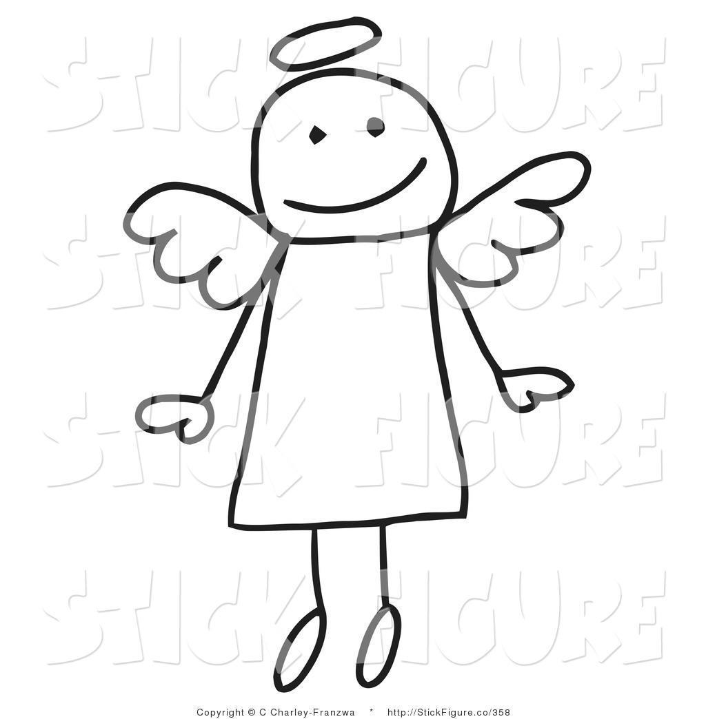 Angel clipart innocence Halo Angel Flying Stock Innocence