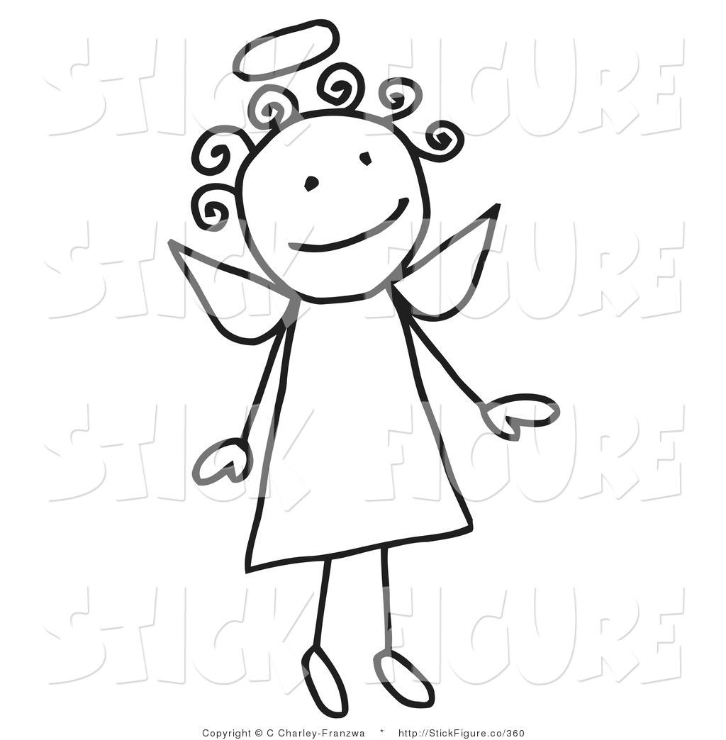 Angel clipart innocence  angel Free Clip Christmas