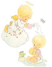 Angel clipart precious moment Precious on images Moments Pinterest