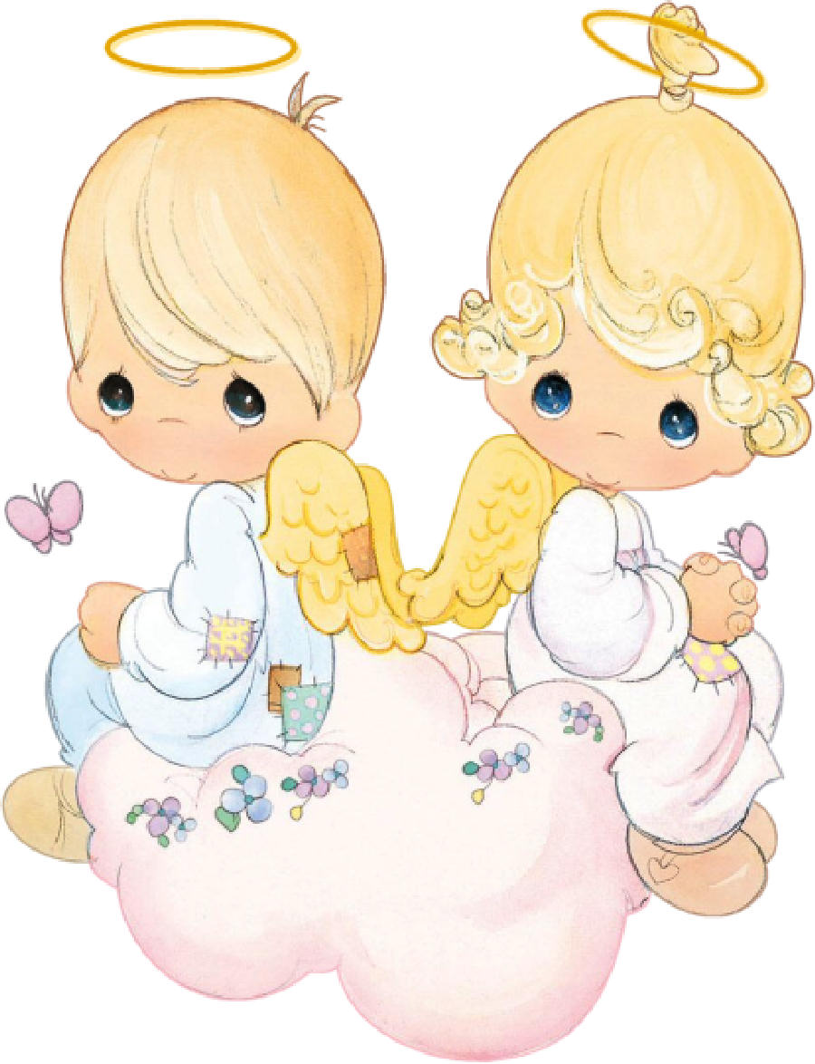 Angel clipart precious moment Clipart art  Collection clip