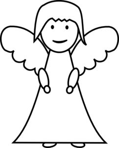 Clipart Angel Download Angel Simple