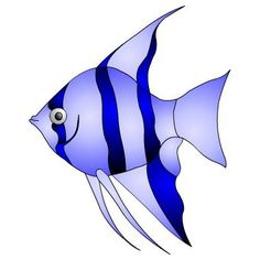 Angelfish clipart realistic fish Tropical Free bible school Fish