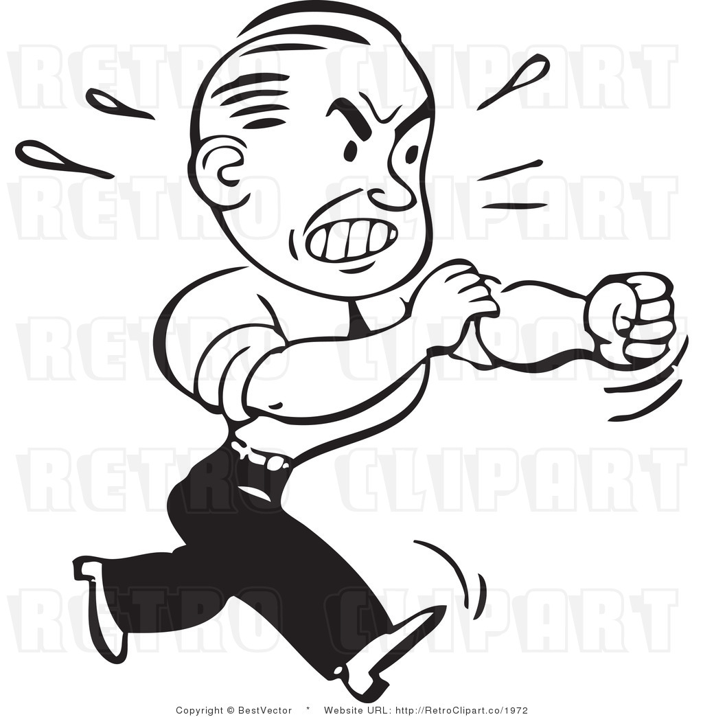 Anger clipart irritation Clipart collection Art image man