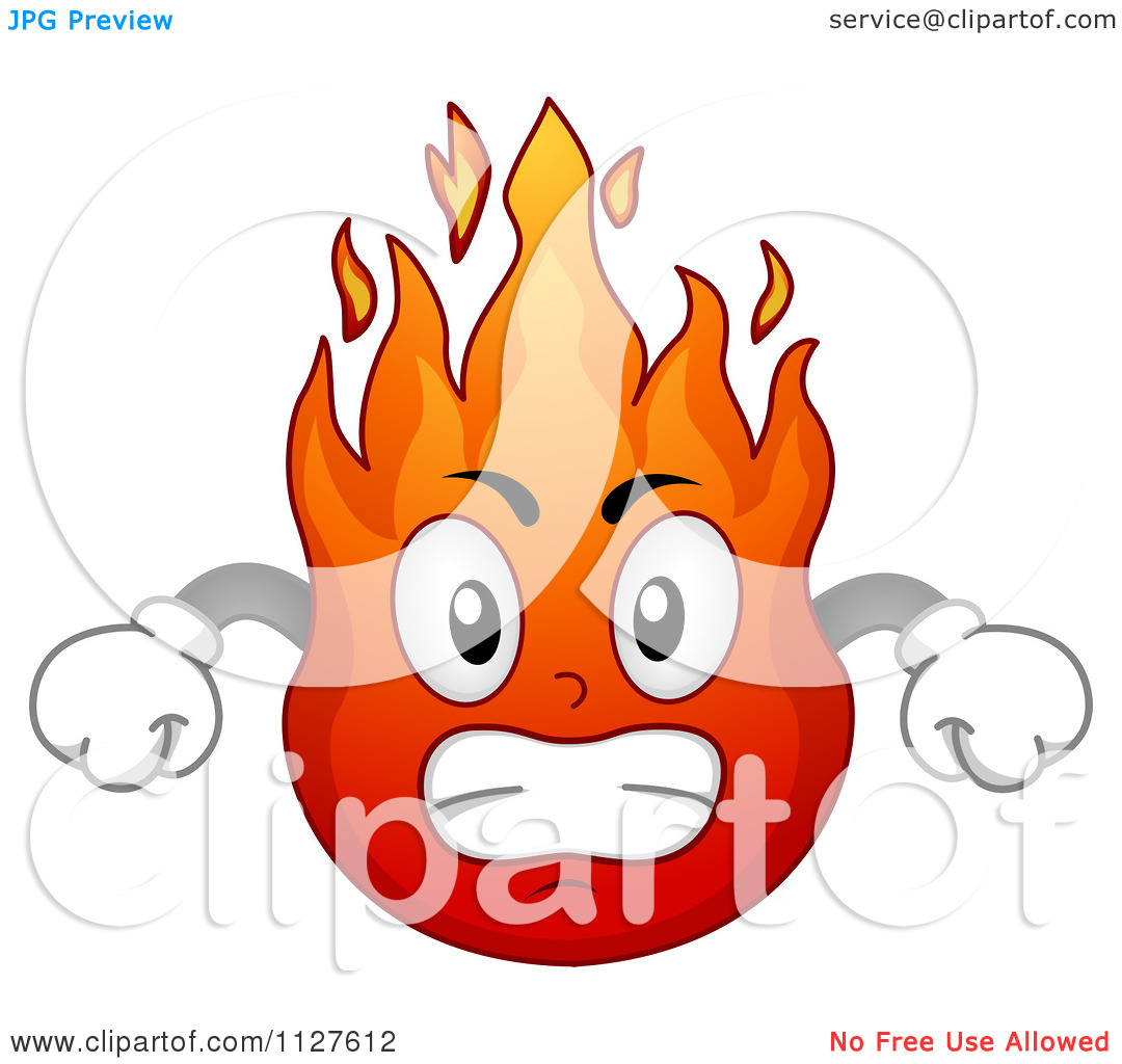 Anger clipart angry man Clipartner com Fire clipart Angry