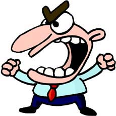 Screaming clipart emoticon Cliparts clipart Anger images &