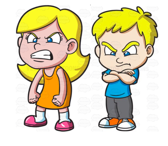 Anger clipart aggressive person Once he who previously when