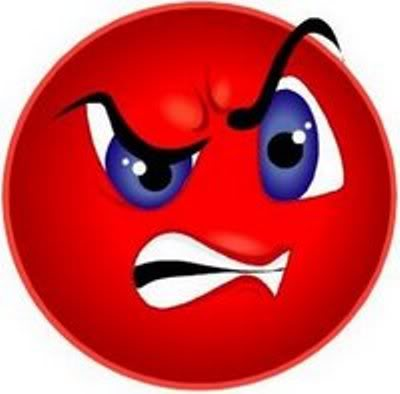 Anger clipart angry smiley Medical Art Your Angry actually