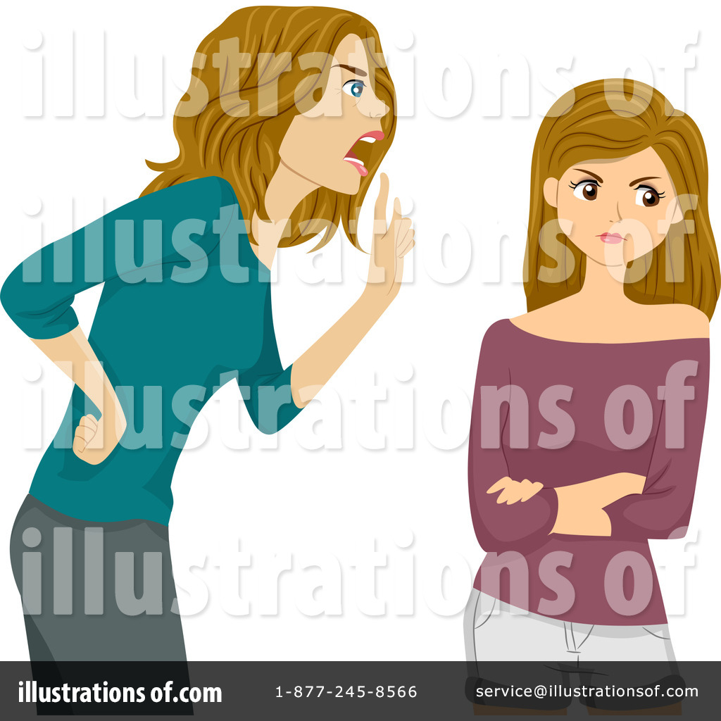 Anger clipart disagreement Clipart #1251647 collection Illustration Clipart
