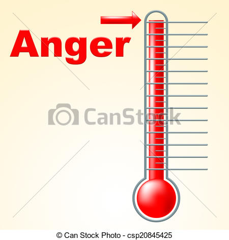 Anger clipart irritation Irritated Irritated  Indicates Cross