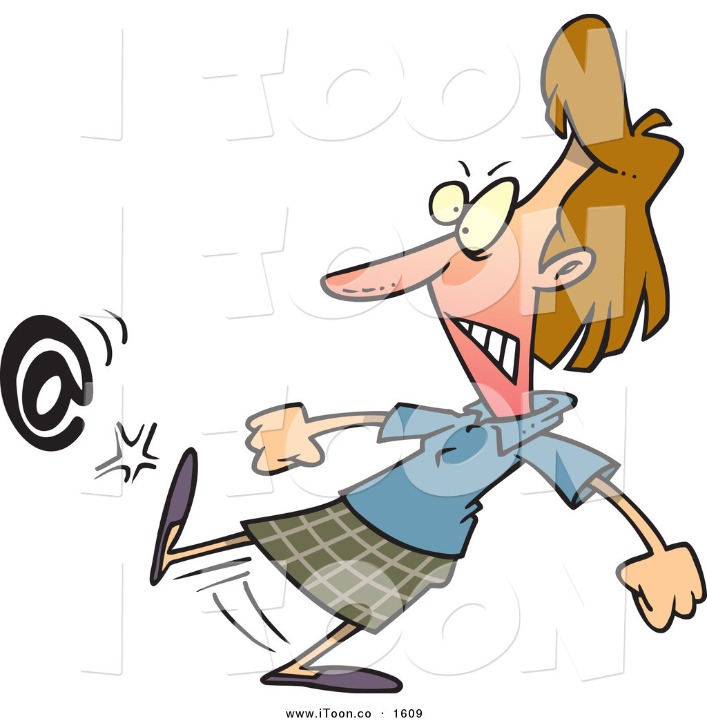 Anger clipart kicked out Clip Person Art kicking%20clipart Images