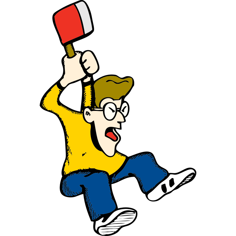 Anger clipart mad guy Art Clip Download with Pictures