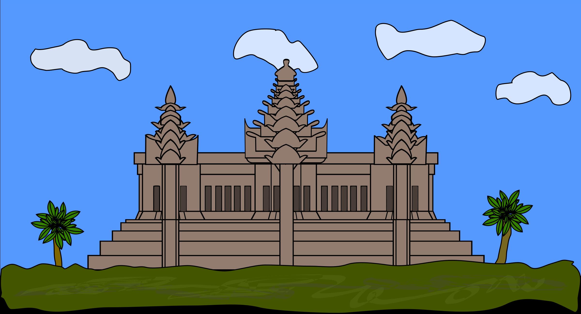 Angkor Wat clipart cambodia Angkor Clipart Cambodia Cambodia Wat