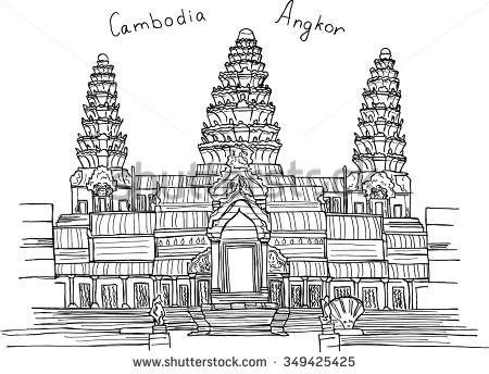 Angkor Wat clipart indian temple Hindu Temple Cambodia Page temple