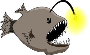 Anglerfish clipart Fish photo#3 clip Fish Angler
