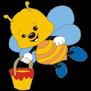 Animal clipart bee  Bees BEE'S Cute Cartoon