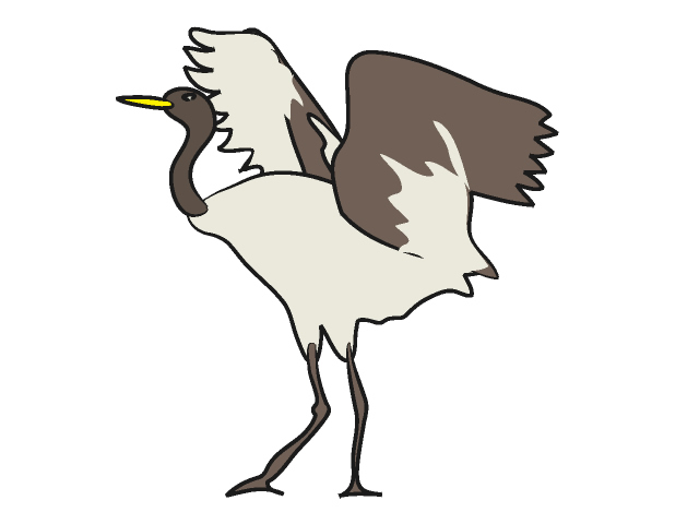 Animal clipart crane Crane Animal (25+) Clipart Crane