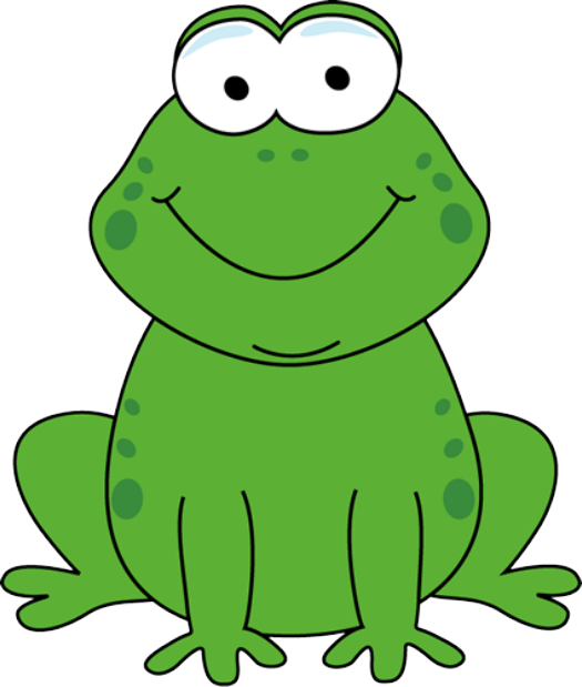 Amphibian clipart for kid Green Cliparting animals com of