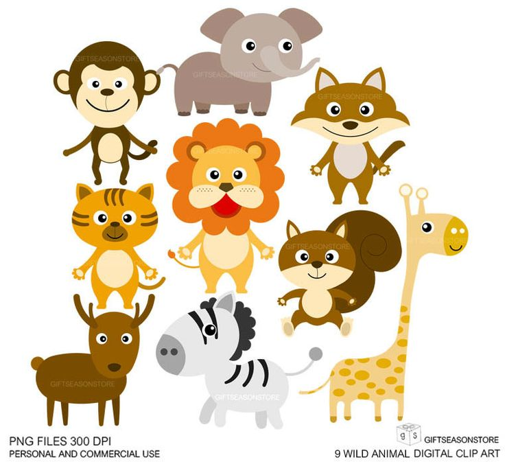 Animal clipart friendship Noise on images 29 best