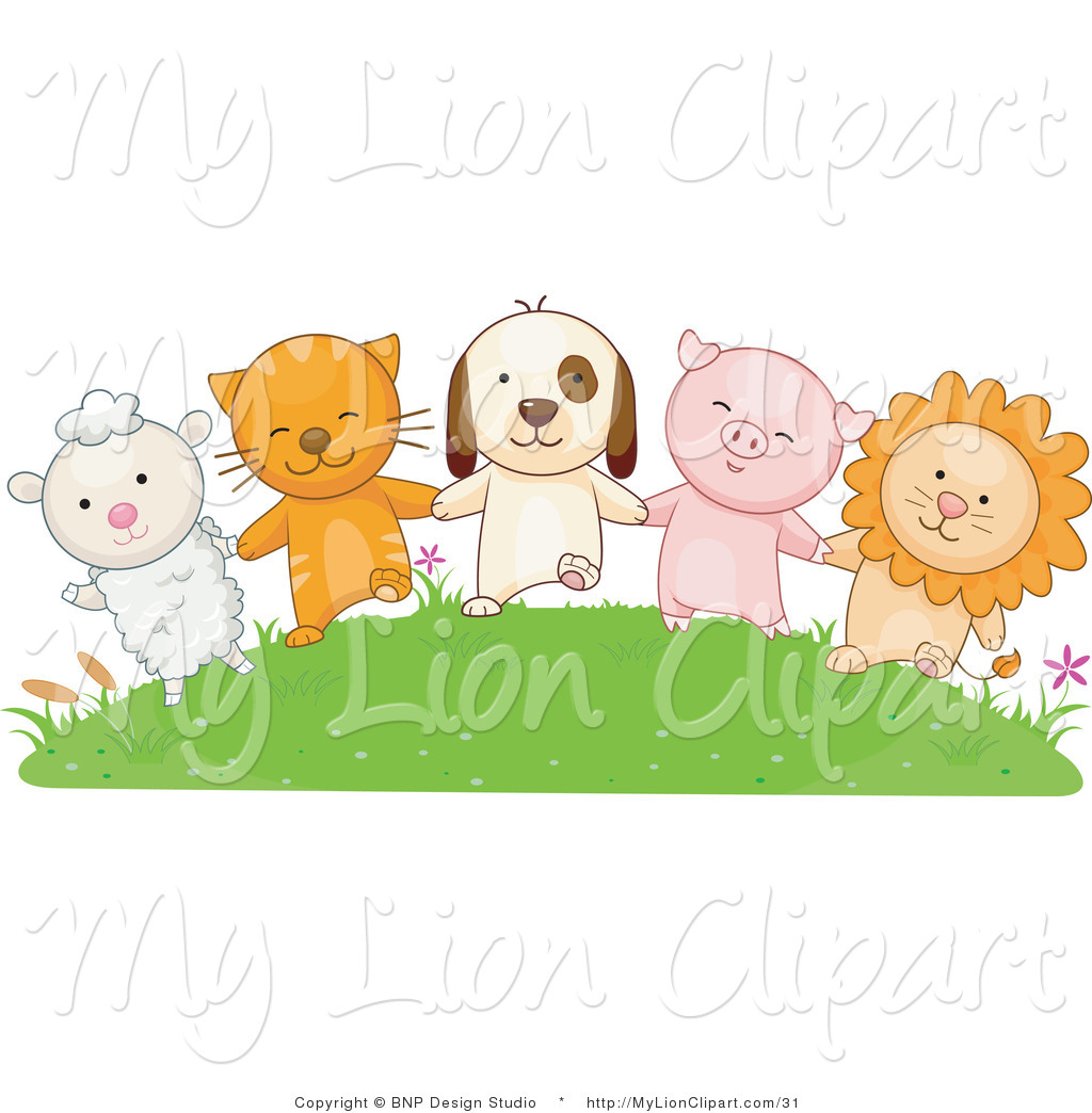 Animal clipart vector Free  Friendship Stock Designs