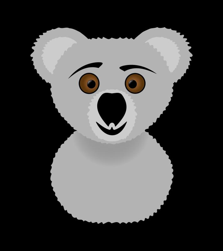 Animl clipart koala #13