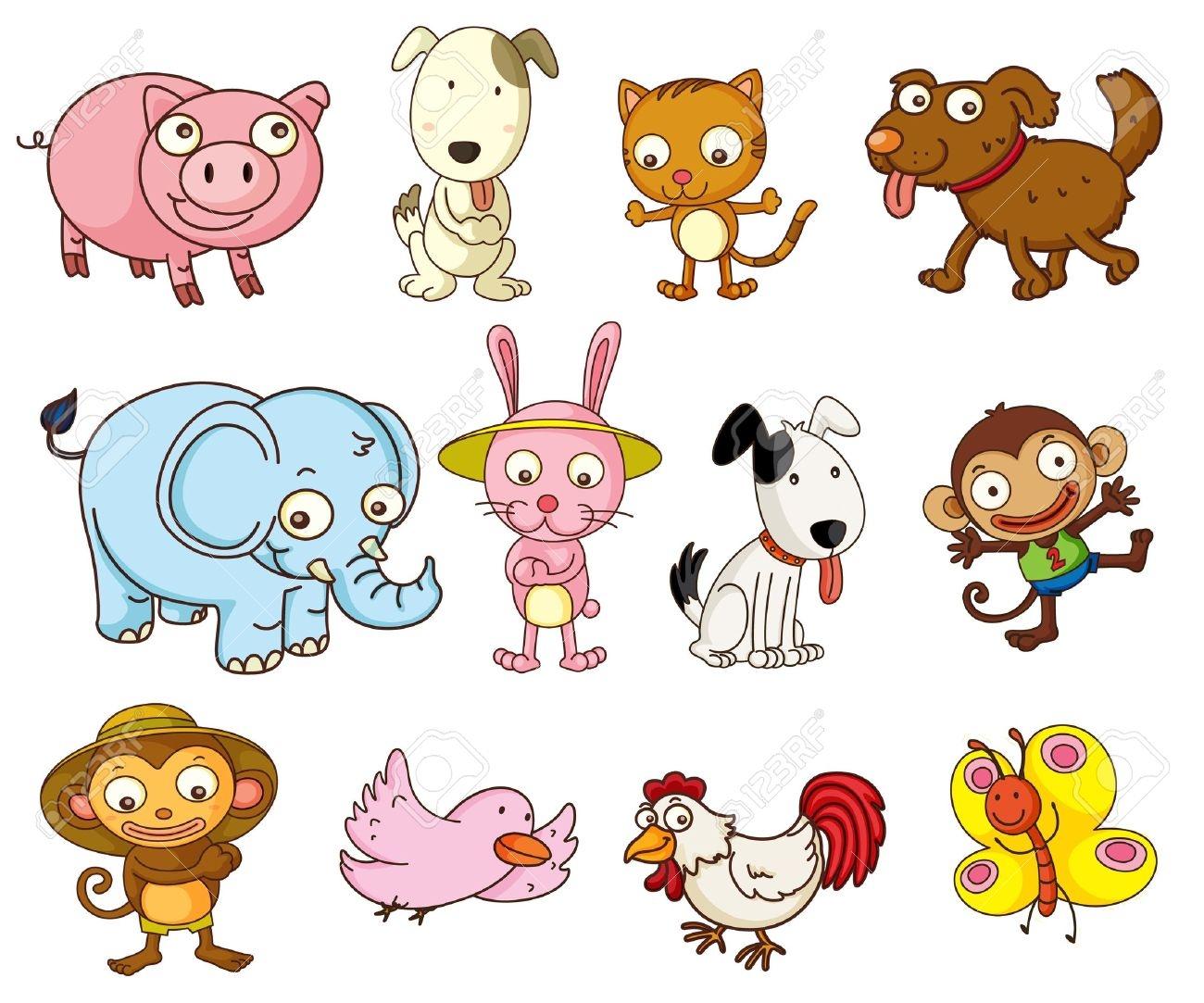 Animal clipart land animal Cartoon Animal animal Cartoon cartoon
