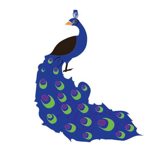 Animl clipart peacock Clipart Cute peacock Clip Peacock
