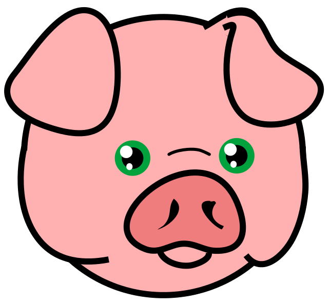 Animl clipart pork Cliparts Clipart Pork Cliparts Pig