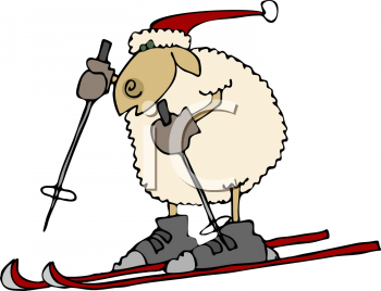 Animal clipart skiing 74 #38 art Fans Clipart