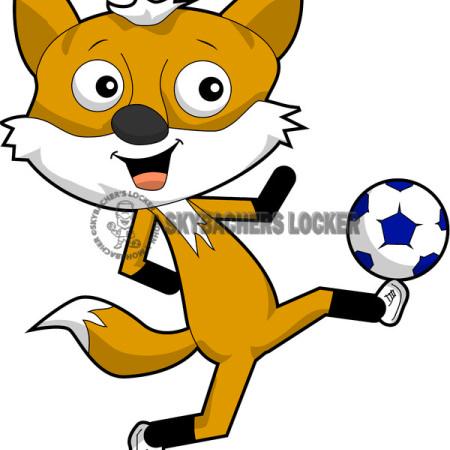 Animal clipart soccer Clipart Soccer animal Skybacher's Locker