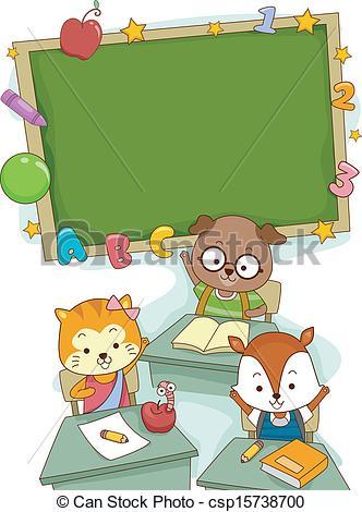 Animl clipart student  of Animals Student Student