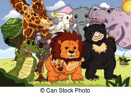 Animal Kingdom clipart #14